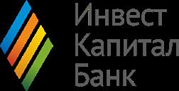"""Логотип """"Инвесткапиталбанка"""""""