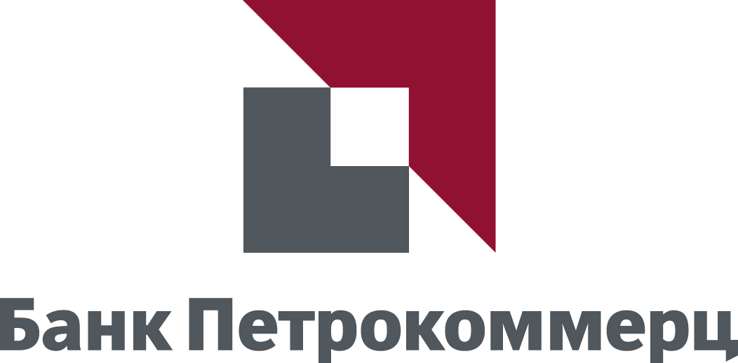 "Логотип банка ""Петрокоммерц"""