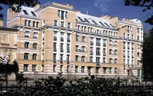 """Фото здания отделения банка """"Зенит"""""""