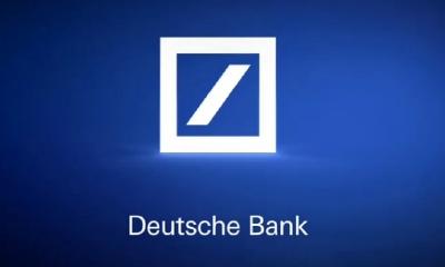 Логотип Дойче Банка