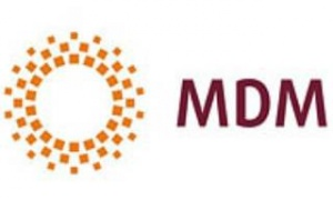 "Логотип ""МДМ Банка"""