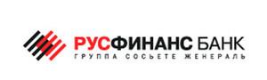 Логотип Русфинансбанка