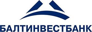Логотип Балтинвестбанка