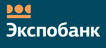Логотип Экспобанка