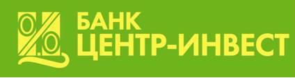 """Логотип банка """"Центр инвест"""""""