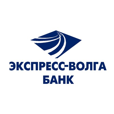 """Логотип банка """"Экспресс-Волга"""""""