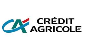 Логотип Креди Агриколь КИБ
