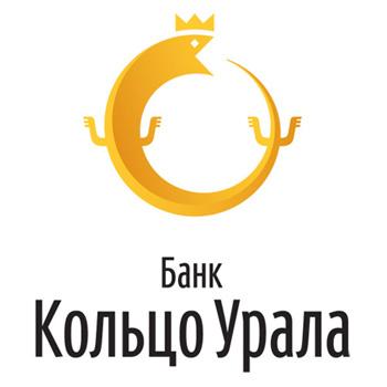 """Логотип банка """"Кольцо Урала"""""""