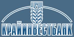 """Логотип банка """"Крайинвест"""""""