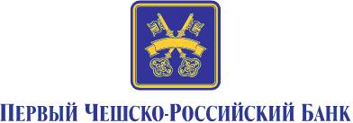 """Логотип """"Первого Чешско-Российского Банка"""""""