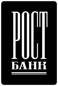 Логотип Рост-банка