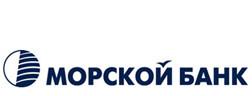 "Логотип банка ""Морской"""