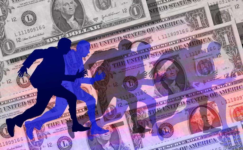 Факты почему доллар растет