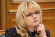 Татьяна Голикова, глава счетной палаты