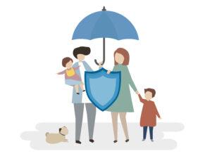 До 1,4 млн грн выплат по страховке семьям с детьми
